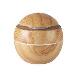 Aroma difuzér zvlhčovač SPA 16 světlé dřevo 130 ml