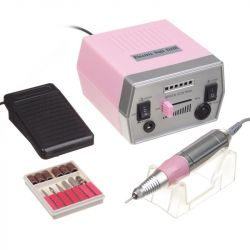 Frézka na manikúru i pedikúru JD700 růžová 35W (BS)