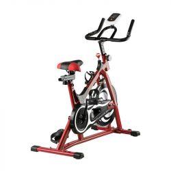 Rotoped spinningový s displejem MAGNETO 06 - červený