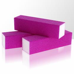 Leštička na nehty - neon fialový