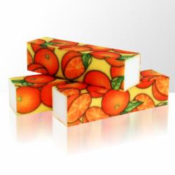 Leštička na nehty - pomeranče