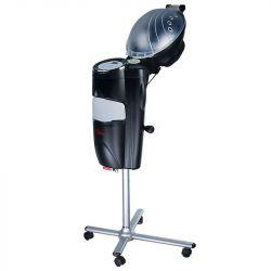 Zvlhčovač / Napařovač na vlasy na stativu BB-007R2 černý