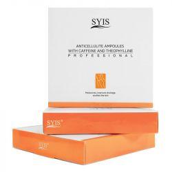 SYIS anticelulitidní ampulky s kofeinem a teofylinem 3X10ml (AS)
