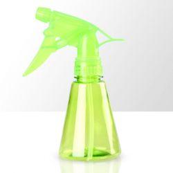 Kadeřnický rozprašovač na vodu 170 ml - K zelený