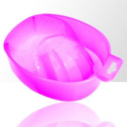 Miska na manikúru - fialová