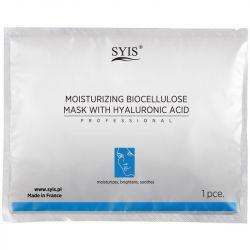 SYIS Hydratační biocelulózová maska s kyselinou hyaluronovou