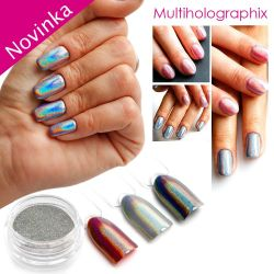 MULTIHOLOGRAPHIX EFEKT CHROM 0,5g (A)