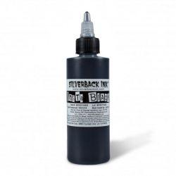 Tetovací barva Silverback Ink InstaBlack 120ml (4oz) (K)