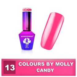 13 Gel lak Colours by Molly 10ml - Candy (A)