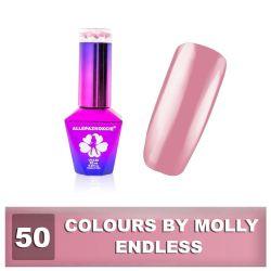 50 Gel lak Colours by Molly 10ml - Endless (A)