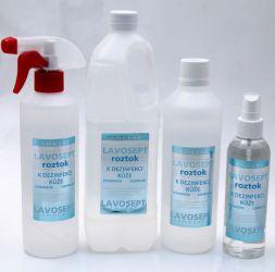 Dezinfekce na ruce 200 ml sprej - bez aroma (AM)