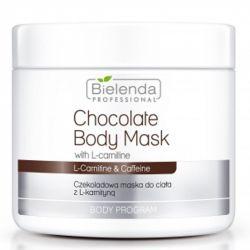 Bielenda Čokoládová tělová maska s L-karnitinem  600 g
