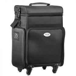 Kufr černý kosmetický SA808