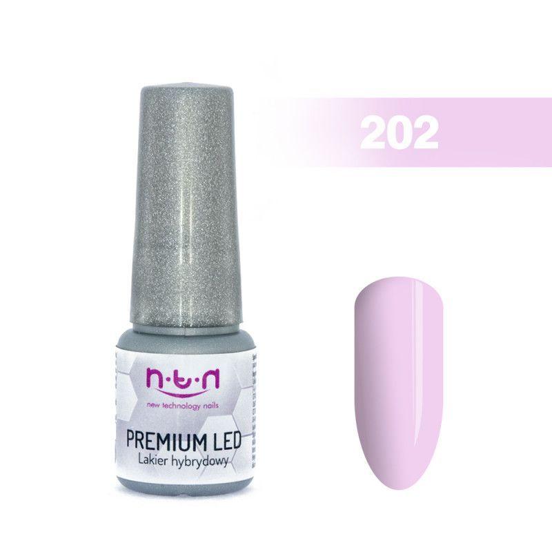 202.NTN Premium Led lak na nehty 6 ml