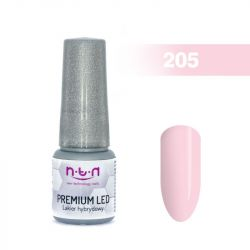 205.NTN Premium Led gel lak na nehty 6 ml (A)