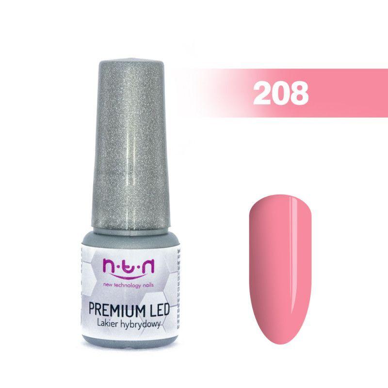 208.NTN Premium Led lak na nehty  6 ml