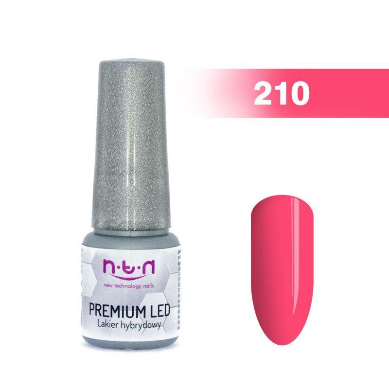 210.NTN Premium Led lak na nehty 6 ml