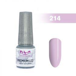 214.NTN Premium Led gel lak na nehty 6 ml (A)