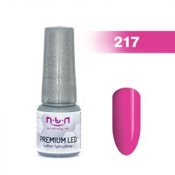 217.NTN Premium Led gel lak na nehty 6 ml (A)