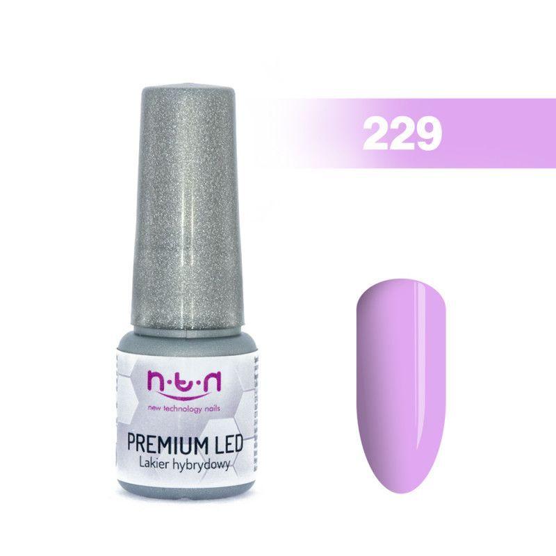 229.NTN Premium Led lak na nehty 6 ml