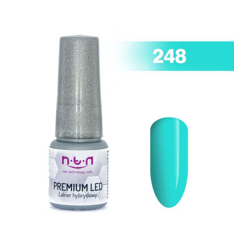 248.NTN Premium Led lak na nehty 6 ml