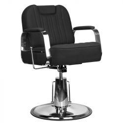 GABBIANO Barbers křeslo RUFO černé
