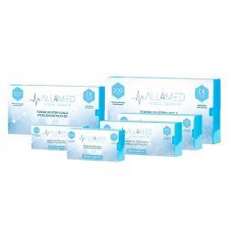 ALL4MED Sterilizační sáčky 100x230 mm - 200 ks
