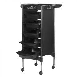 GABBIANO Odkládací stolek FX11-5 černý