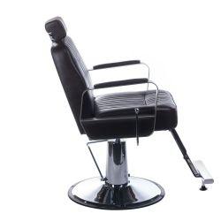 Barbers křeslo HOMER BH-31237 hnědá