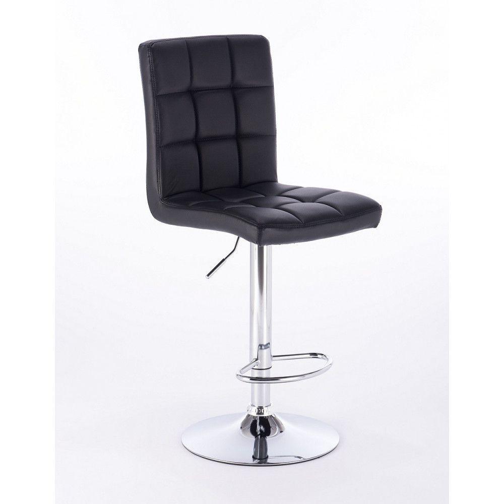 Barová židle 1015 černá