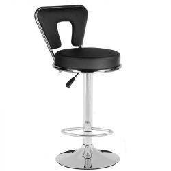 Barová židle 823 černá
