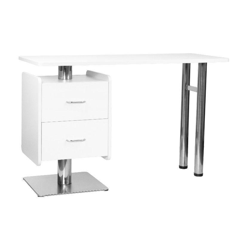 Kosmetický stolek 6543 bílý