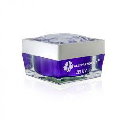 UV gel ARTISTIC MollyLac ART  stříbrná č. 2