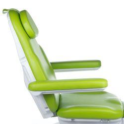 Elektrické kosmetické křeslo MODENA BD-8194 - zelené