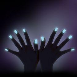 Svítící prášek na nehty  č. 3